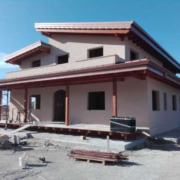 Casa in Legno in X-LAM