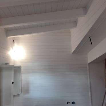 Casa in legno Balloon-Frame